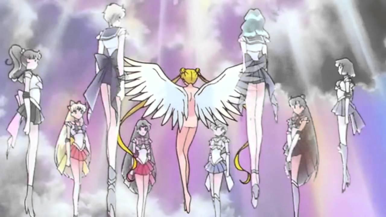 Sailor Moon 200 - L'AMOR DE LA BUNNY: LA LLUM QUE IL·LUMINA LA GALÀXIA Maxresdefault