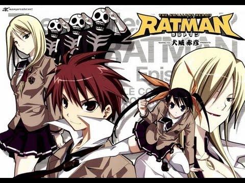[MANGA] Ratman 0