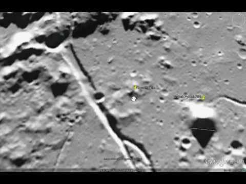 Pyramid Found On The Moon In Eudoxus Crater?  0