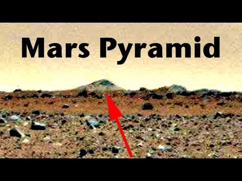 Mars, at Rover Curiosity, photographs have uncovered a hangar and pyramid in the Mount Sharp area 0