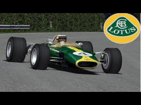 Conociendo a tu auto: Lotus 49 1967 0