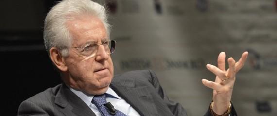 """Mario Monti su """"Piano Juncker: «Svolta tardiva ma grandissima! Finalmente ...» N-MARIO-MONTI-large570"""