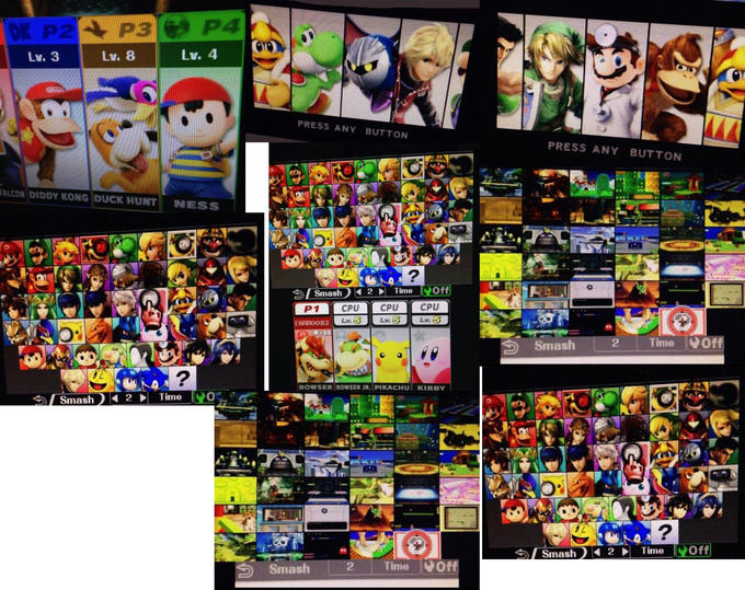 Super Smash Bros Wii U/3DS pic of the day - Page 2 2f4
