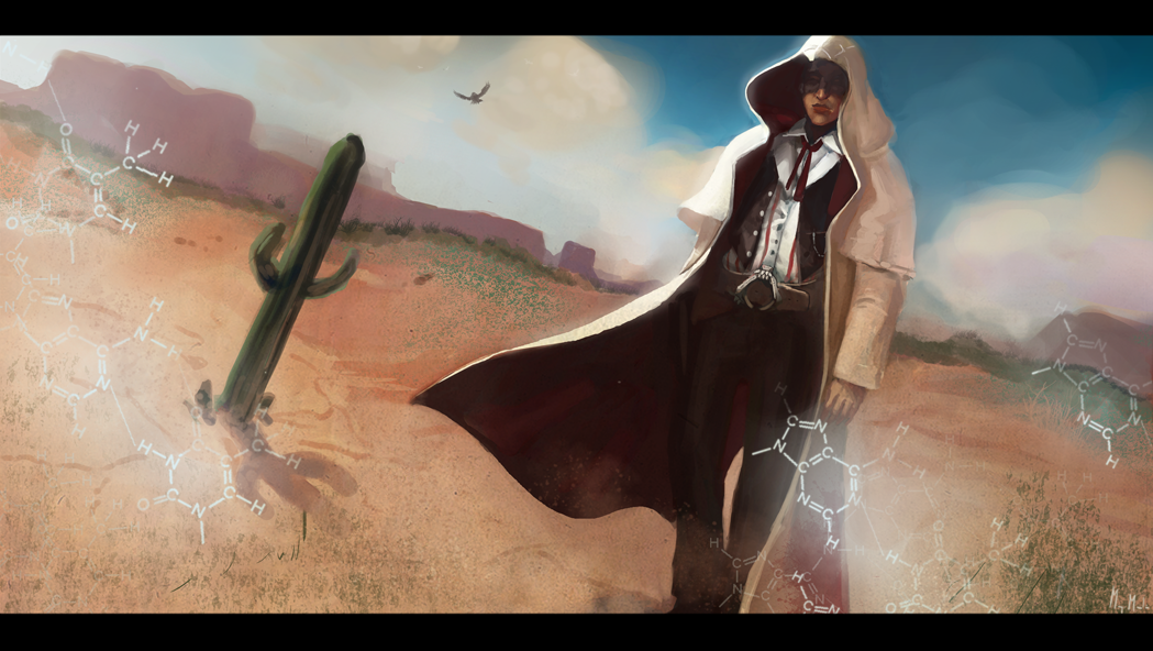 Coyote Starrk, The Lone Ranger A70