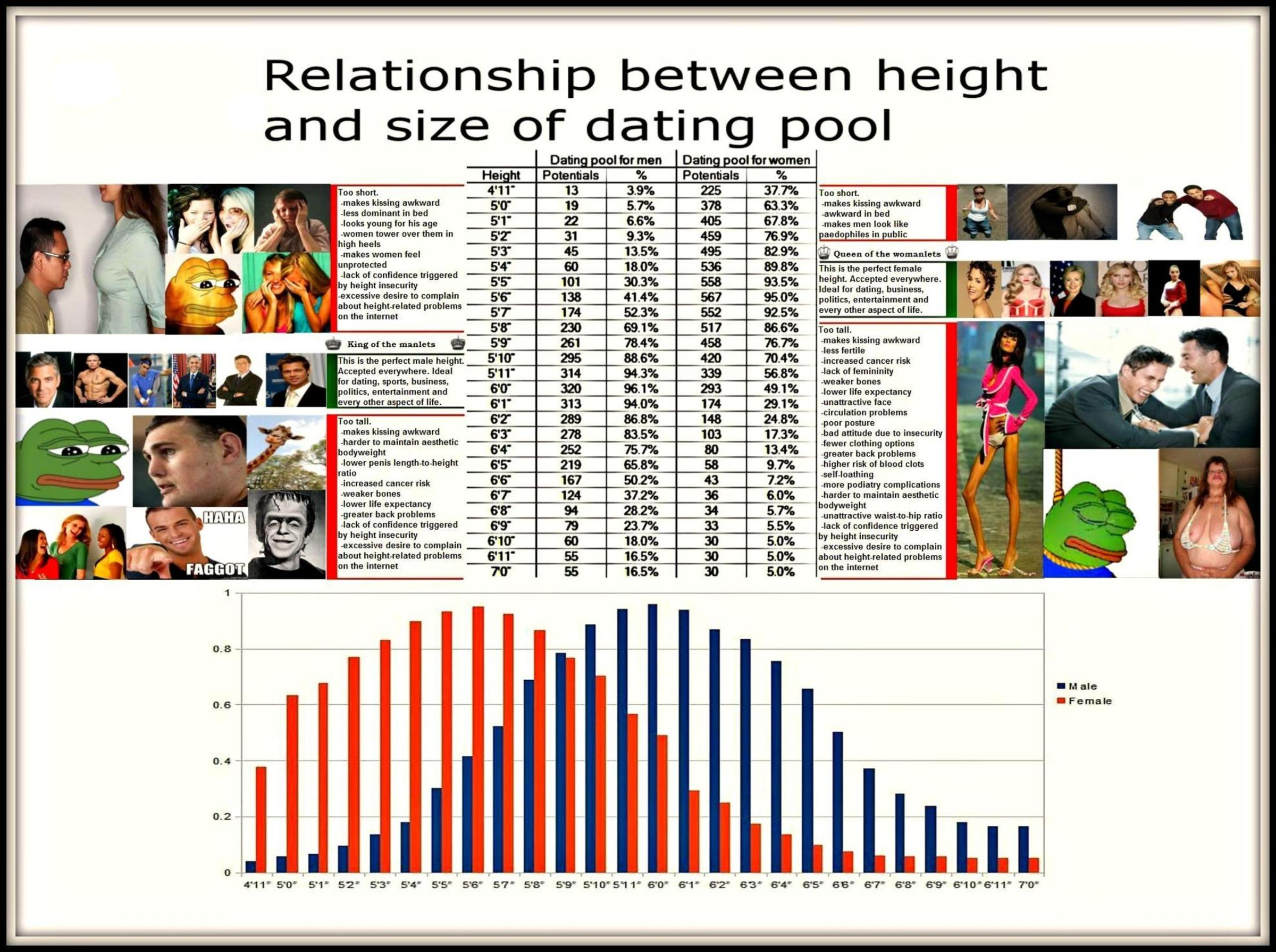 ¿Cuál creéis que es la altura ideal de un hombre? 8e0