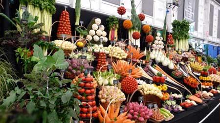 عرض الخضروات 10