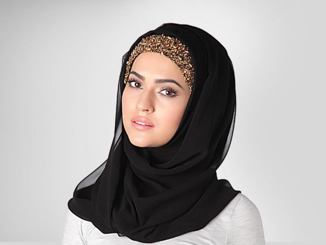 أحدث وأجمل لفات حجاب بسيطة وأنيقة 1378823892_sliderfatima
