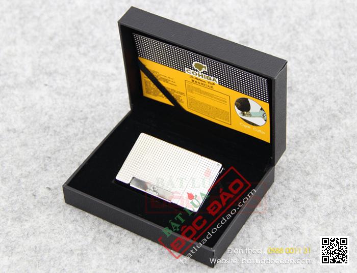 Bật lửa hút xì gà (Cigar) Cohiba H009 bán tại Hà Nội 1445482682-bat-lua-hut-cigar-chinh-hang-cohiba-h009-14