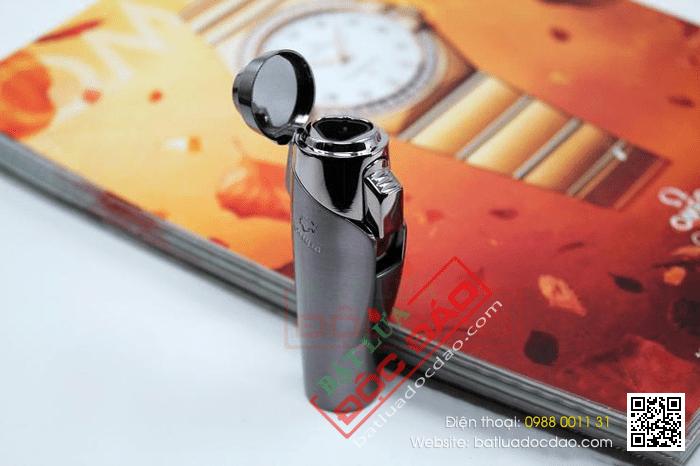Bán bật lửa khò đẹp cho xì gà chính hãng Cohiba H017  1445999541-bat-lua-hut-cigar-chinh-hang-h007-01
