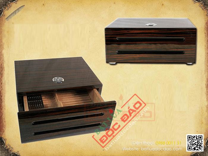 Quà tặng cao cấp cho sếp: hộp giữ ẩm xì gà Humidors ap0729 1452245164-hop-bao-quan-cigar-hop-giu-am-cigar-humidor-ap-0729-6