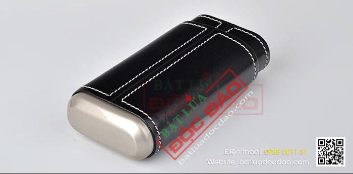 Địa chỉ bán phụ kiện xì gà chính hãng trên toàn quốc (249BK) 1452743493-bao-da-dung-xi-ga-bao-da-dung-cigar-xikar-243bk-2