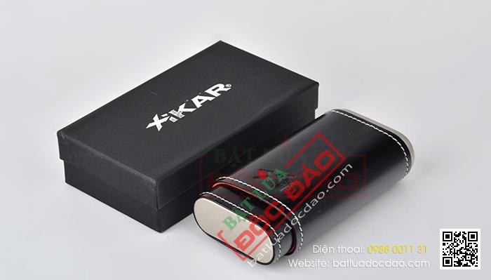 Địa chỉ bán phụ kiện xì gà chính hãng trên toàn quốc (249BK) 1452743493-bao-da-dung-xi-ga-bao-da-dung-cigar-xikar-243bk-6