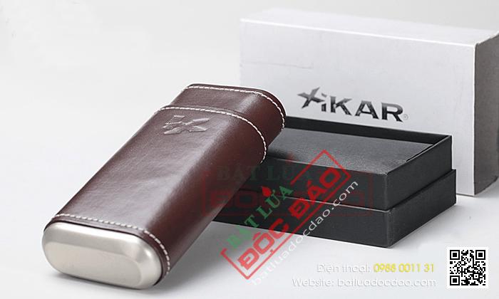 Bao da đựng xì gà 3 điếu Xikar 243CN (free ship toàn quốc) 1452744294-bao-da-dung-xi-ga-bao-da-dung-cigar-xikar-243cn-1