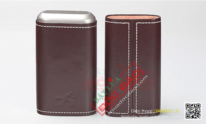 Bao da đựng xì gà 3 điếu Xikar 243CN (free ship toàn quốc) 1452744294-bao-da-dung-xi-ga-bao-da-dung-cigar-xikar-243cn-4