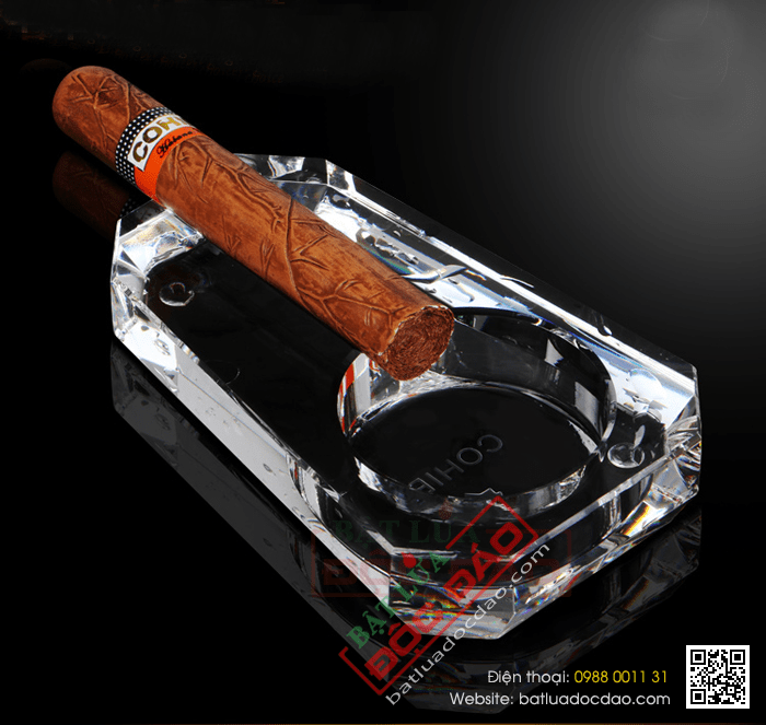 Mua gạt tàn xì gà Cohiba 1 điếu pha lê GT001 ở đâu? 1464057639-gat-tan-xi-ga-cohiba-gat-tan-cigar-cohiba-phu-kien-xi-ga-cigar-cohiba-3