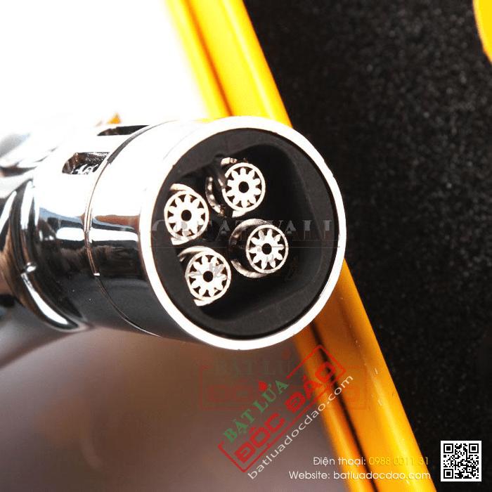 Bật lửa Cohiba loại 4 tia chính hãng, giá tốt, mẫu mã đẹp (COB659) 1464921727-bat-lua-kho-bat-lua-xi-ga-hop-quet-xi-ga-bat-lua-cigar-cohiba-cob-659-3