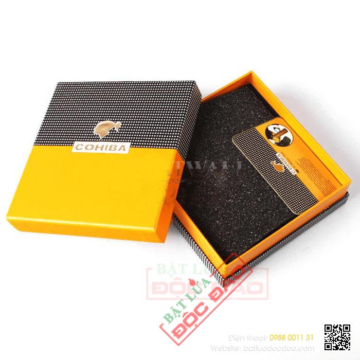 Bật lửa Cohiba loại 4 tia chính hãng, giá tốt, mẫu mã đẹp (COB659) 1464921727-bat-lua-kho-bat-lua-xi-ga-hop-quet-xi-ga-bat-lua-cigar-cohiba-cob-659-5