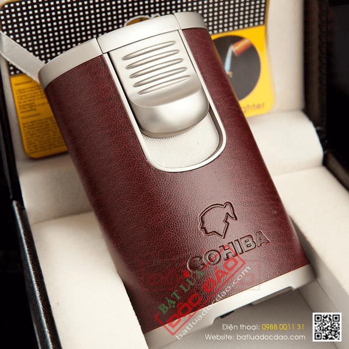 Bật lửa khò hút xì gà 4 tia chính hãng Cohiba COB003 1465174722-bat-lua-cigar-bat-lua-kho-hut-xi-ga-hop-quet-cigar-xi-ga-cohiba-2