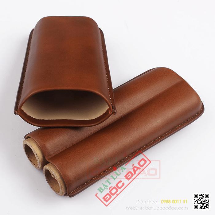 Phụ kiện xì gà Cohiba chính hãng: bao da xì gà 2 điếu 1101L 1473330284-bao-da-xi-ga-bao-da-cigar-2-dieu-qua-tang-sep-phu-kien-cigar-1101l-3