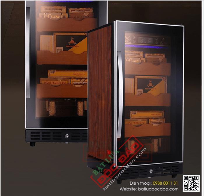 Bán tủ bảo quản xì gà cao cấp Lubinski cắm điện RA777 1474250531-tu-bao-quan-xi-ga-cigar-cam-dien-tu-giu-am-xi-ga-ra-7771-1