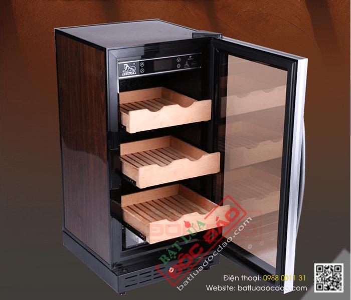 Bán tủ bảo quản xì gà cao cấp Lubinski cắm điện RA777 1474250531-tu-bao-quan-xi-ga-cigar-cam-dien-tu-giu-am-xi-ga-ra-7771-4