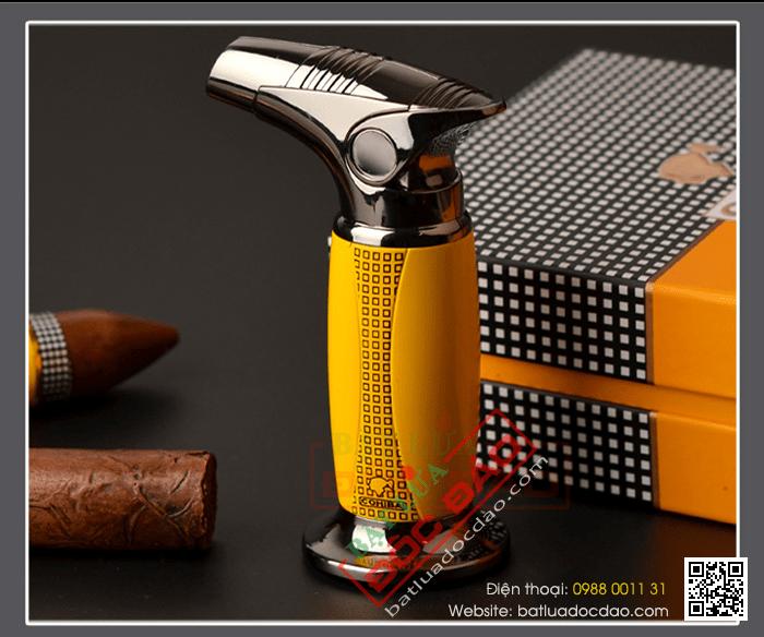 Bán bật lửa hút cigar để bàn Cohiba COB96 tại Hà Nội? 1533802665-bat-lua-kho-xi-ga-cohiba-de-ban-cob96
