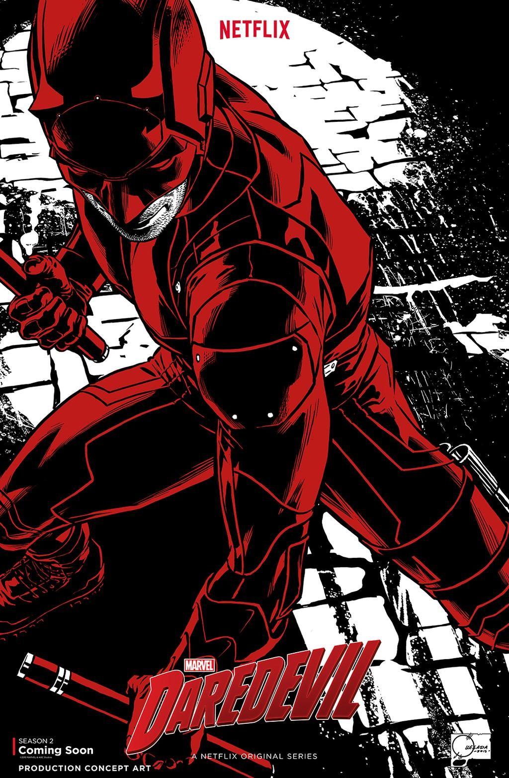 [Series] Marvel's DAREDEVIL -Netflix- - Página 5 41393