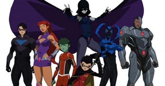 [ANIMACIÓN] Justice League vs The Teen Titans 44304_big