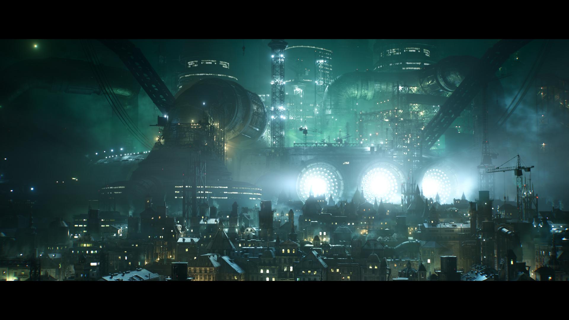 [E3 SURREAL] Final Fantasy VII Remake! Ffvii-remke1