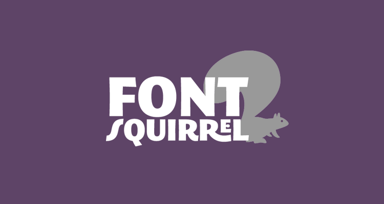 10 páginas web en las que descargar tipografías gratuitas 08-font-squirrel