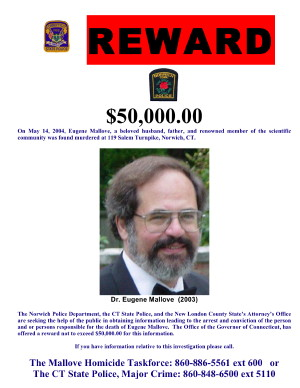 Message from a Murdered Free Energy Pioneer Open Letter from Dr. Eugene Mallove  Malloverewardannouncement_300