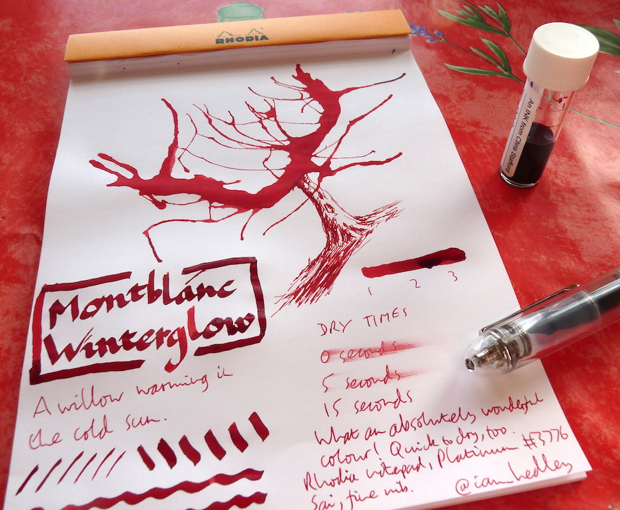 Couleur des corrections - Page 6 Montblanc-Winter-Glow-ink-review