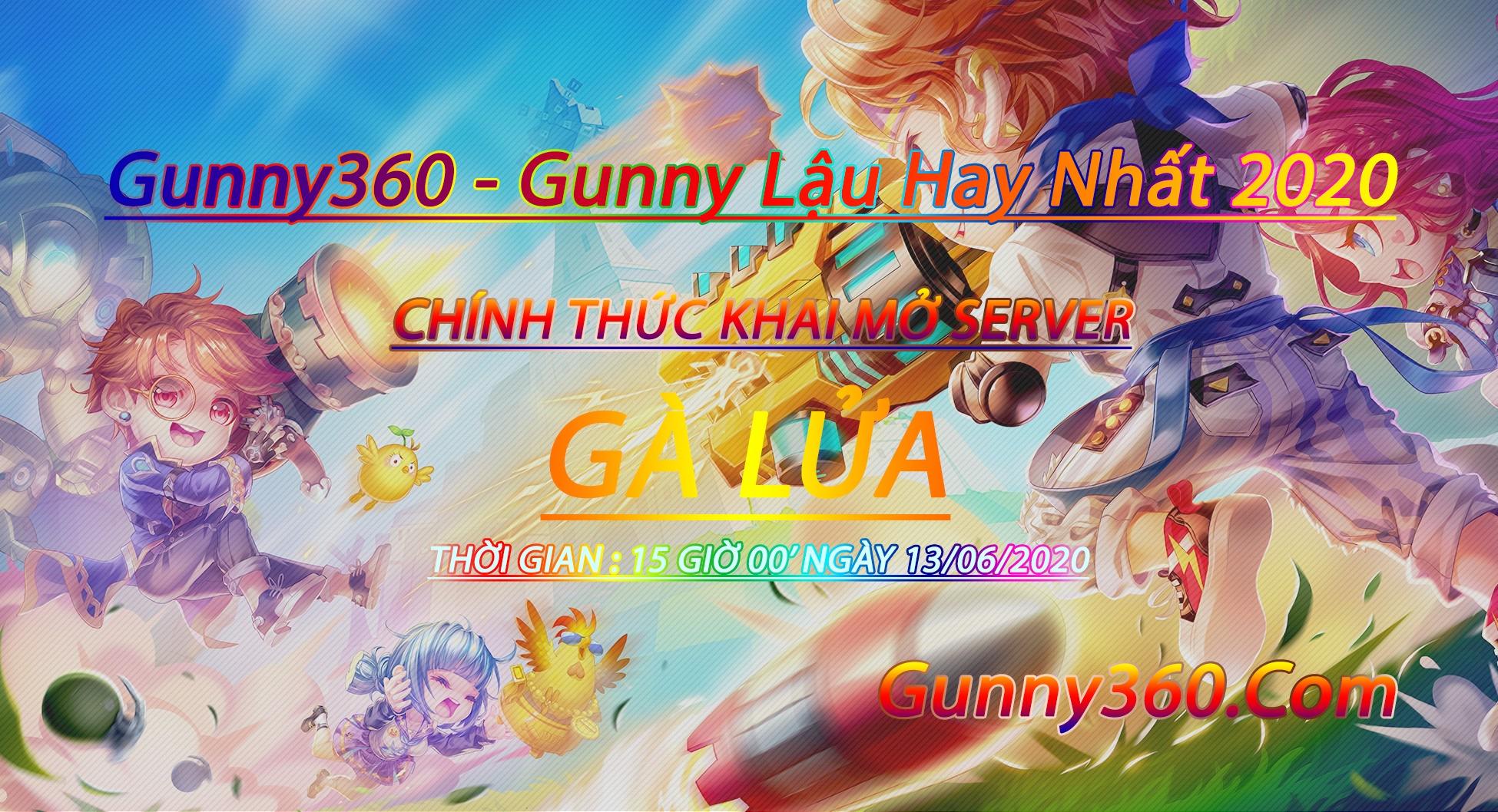 Gunny Free Open Hôm Nay Tặng Nhìu quà hấp Đẫn Up