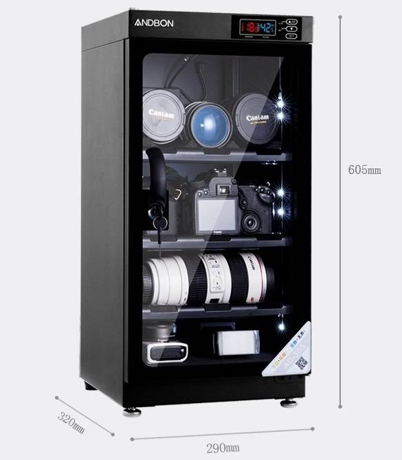 Tủ chống ẩm mới năm 2020 AD-50S Tu-chong-am-Andbon-AD-50S-1
