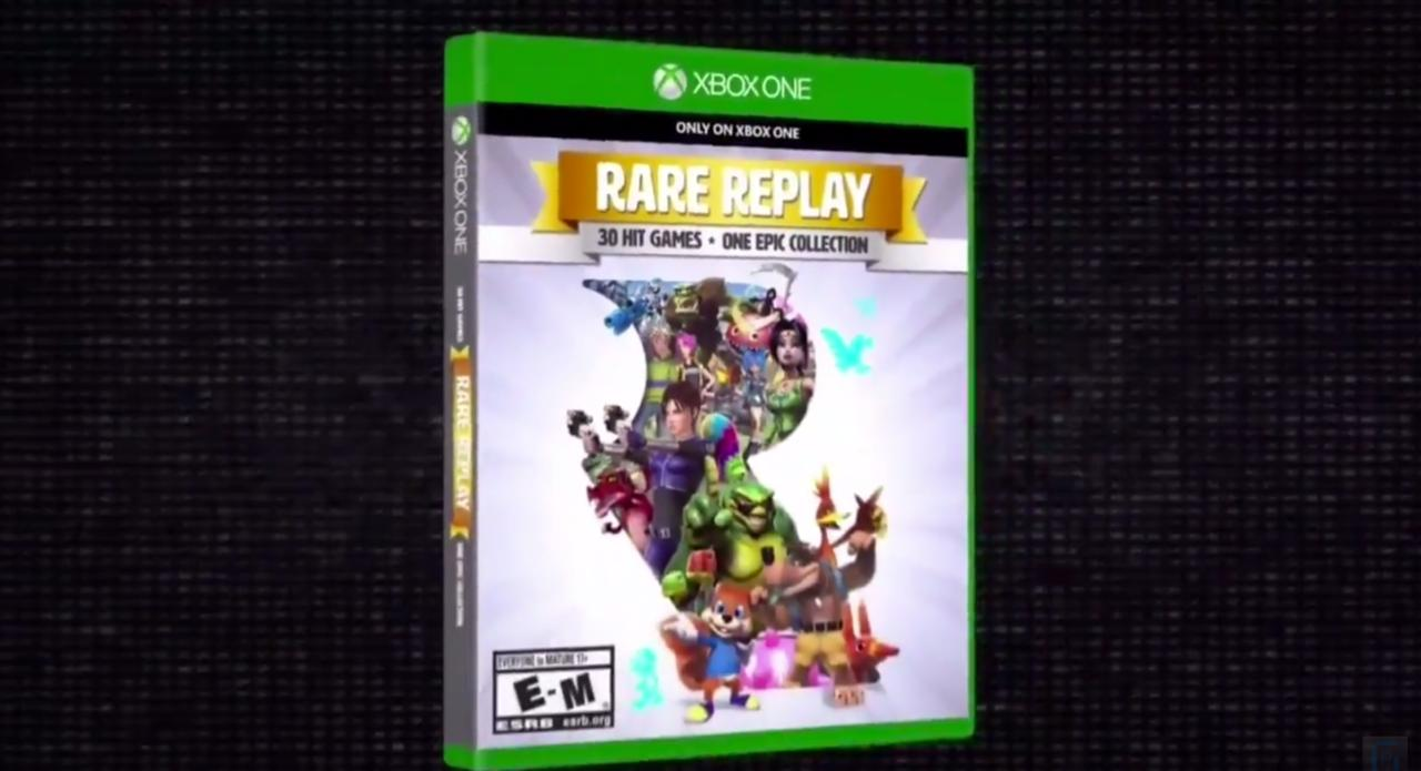 XBOX ONE, le topic généraliste - Page 32 Rare-Replay