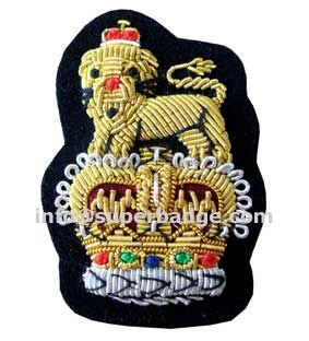 PROMOTION Staff_officer_beret_badge