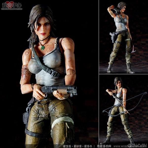 Toto fórum Free-shipping-Squareenix-playarts-Tomb-Raider-font-b-Laura-b-font-Croft-font-b-doll-b