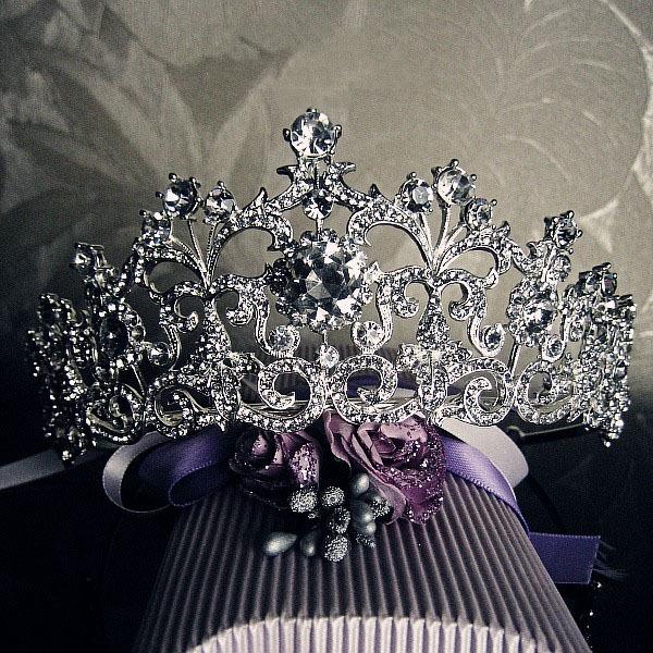 تيجان  فاخرة مرصعة بالماس Luxury-Crystal-Bride-Hair-Wedding-Accessory-Tiaras-font-b-Crowns-b-font-for-sale-Rhinestone-font