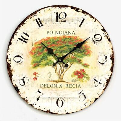 நேரம் பழையதாகிவிட்டது  - Page 2 12-Antique-Style-wood-font-b-Wall-b-font-Clock-Home-decor-antique-style-34cm-Large