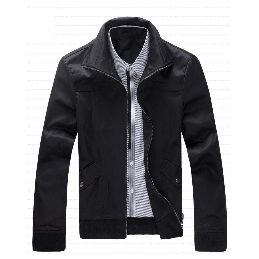 CONCURS CROITORIE - TINUTA PENTRU DOMNI Free-Shipping-Autumn-and-winter-Men-men-s-jacket-male-jacket-black-beige