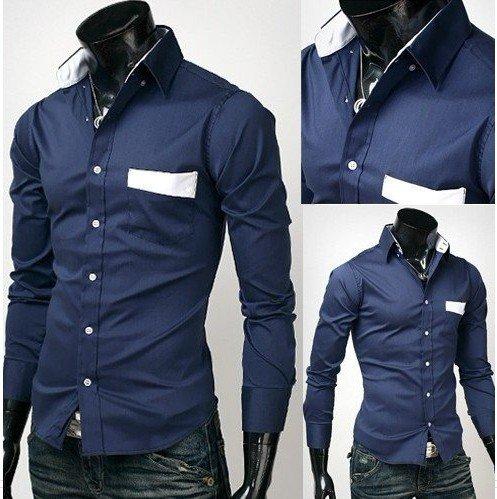 பாருங்கப்பா என்ன அழகு  - Page 2 Wholesale-men-shirts-long-sleeve-shirts-pocket-design-solid-color-cotton-slim-shirts-for-men-black