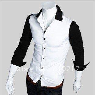பாருங்கப்பா என்ன அழகு  - Page 2 Free-Shipping-New-Men-s-Shirts-Casual-Shirts-Dress-Shirts-Bump-color-Embcation-Design-Shirts-Color