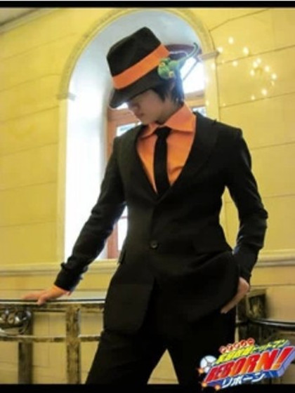 Le jeu du cosplay - Page 14 Katekyo-Hitman-Reborn-Italian-Mafia-The-Killer-Reborn-Anime-Cosplay-Costume