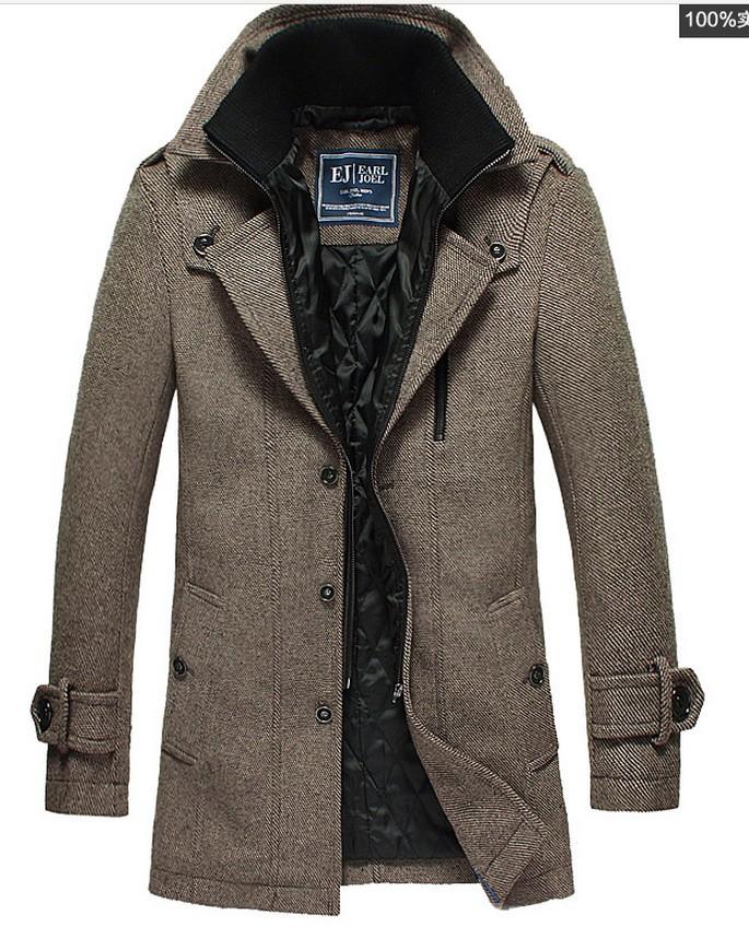 معاطف شتوية HOT-2014-winter-font-b-men-s-b-font-brand-Fashion-Thickening-woolen-coat-font-b
