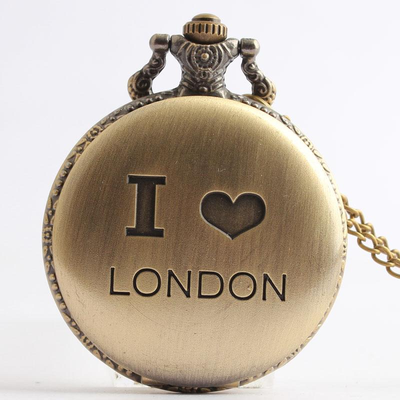 Džepni satovi - Page 3 Pocket-Watch-Pendant-font-b-Clock-b-font-I-Love-London-England-UK-font-b-Chain