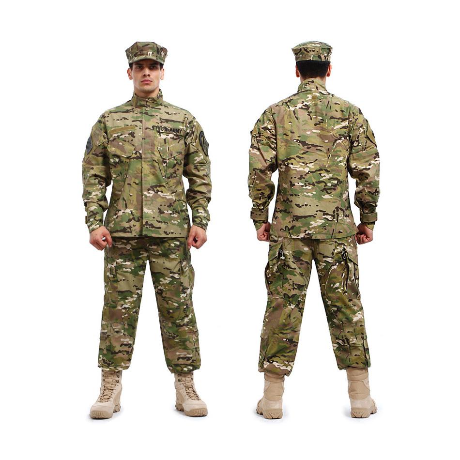 لتطوير الجيش  تونس - صفحة 4 BDU-CP-Multicam-Camouflage-suit-sets-Army-Military-uniform-combat-Airsoft-uniform-Only-jacket-pants-12015