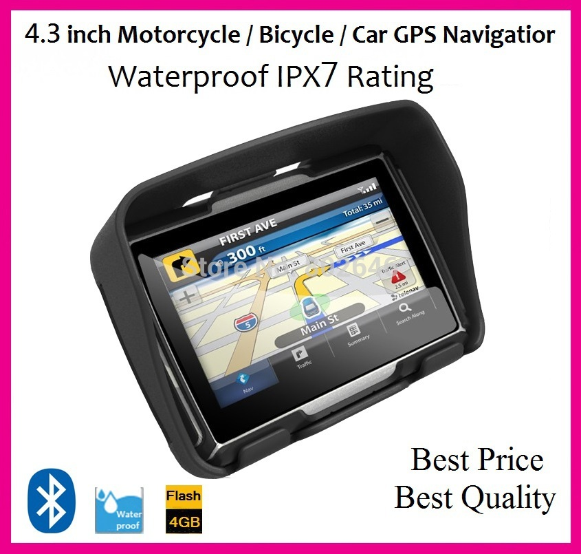GPS Moto à 103€! Free-Shipping-Grey-Waterproof-4-3-Inch-Motorcycle-GPS-Navigation-System-480X272-4GB-Internal-Memory-Bluetooth
