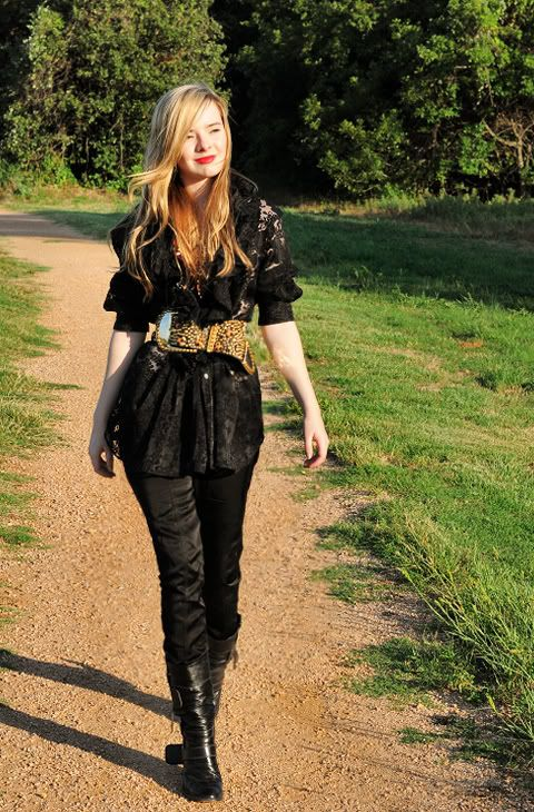 .:Jane Aldridge:. the fashion blogger.. Klm