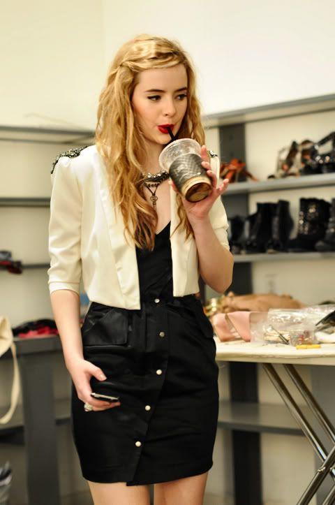 .:Jane Aldridge:. the fashion blogger.. Sim8