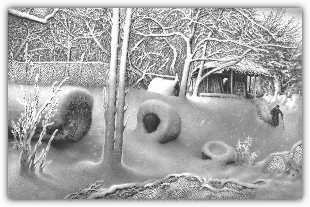 Снег, согревающий душу (Доленджашвили Г.) Eb830ed40e68